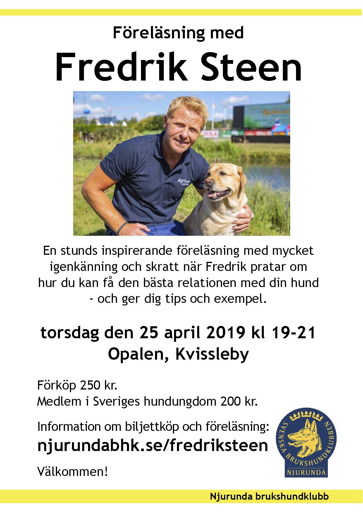 Fredrik Steen Affisch v2