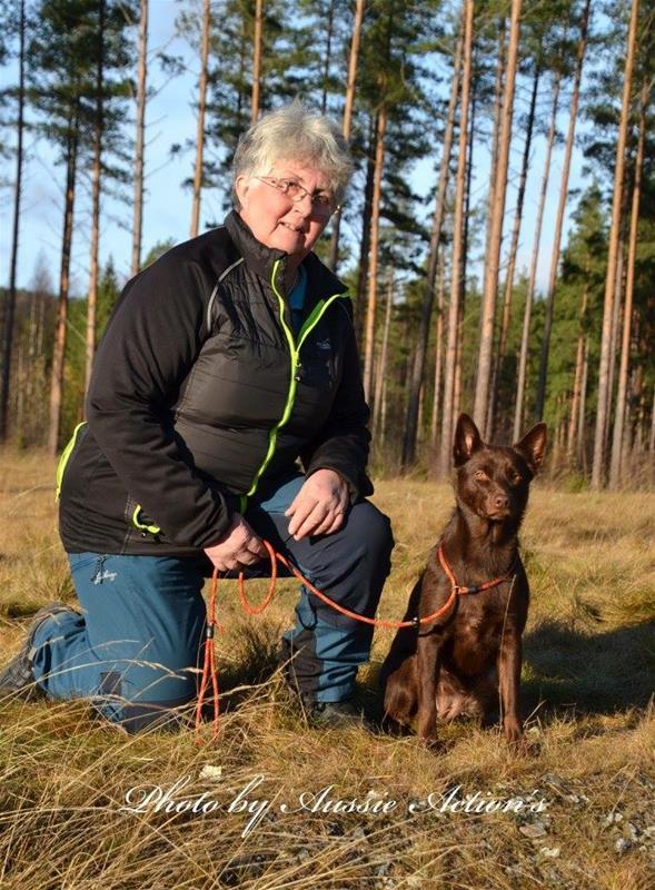 Trinnie och Lena Sjöberg