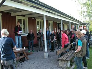 Tävlingsträning på Kumla BK 2013-06-12