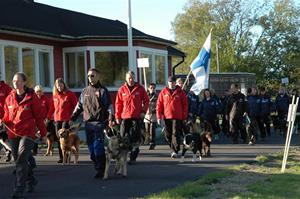 Nordiska Mästerskapen i Bruks & IPO 2011