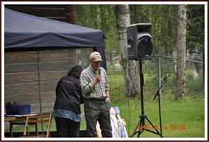 2010-08-14 Kaxas domare på lördagen: Göran Fastén
