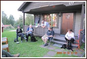 2009-08-08 Valpträff i Rättvik