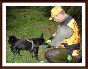 2008-07-09 Vattenpaus efter ett träningspass