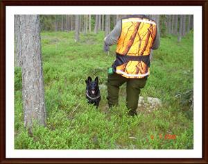 2008-07-09 Väntar på att få spåra lite