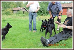 2009-08-07 Phuma, Tova & Smilla
