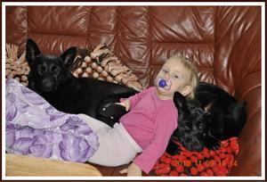 2010-11-09 Tess & Tjejerna 2