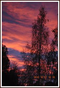 2012-10-07 Solnedgång 3