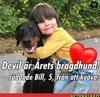 Devil årets bragdhund