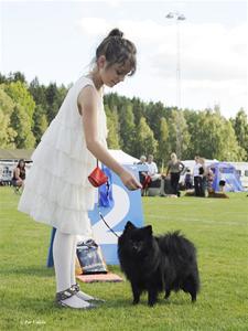Holy Divers This Love Will Last Cleo BIG 2 i Askersund 2011-08-13. Äg. Corinne Samulelsson