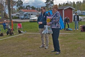 Specialen på Krono Camping i Lidköping 2013