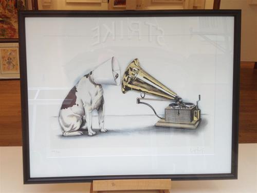 Tavla hundtratt