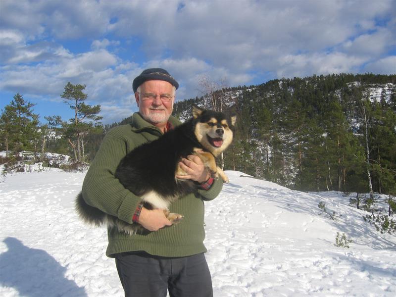 Per og Belle 18-2-2007