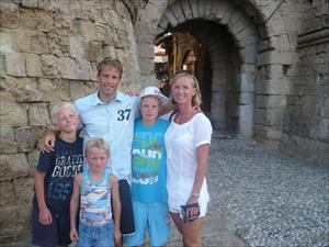 Familien Svartås