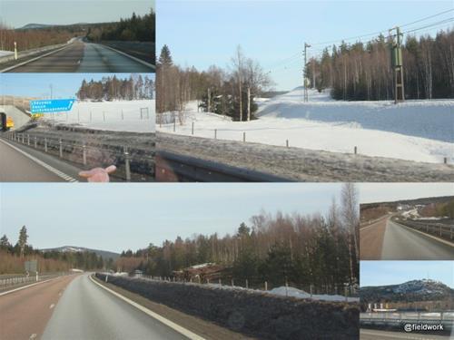 8april (E4 mot Sundsvall)
