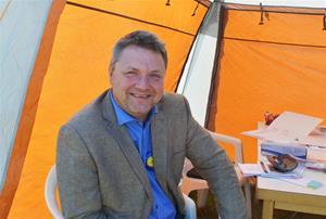 Domare Børge Espeland Norge