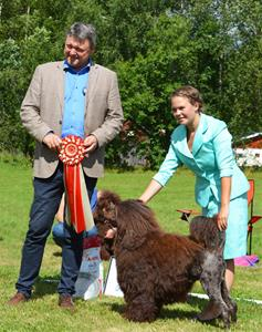 BIS1 Aquafortis Eros, Ägare Ragnhild Bjørnstad