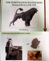 The Portuguese Water Dog - Historical review 1938-1998