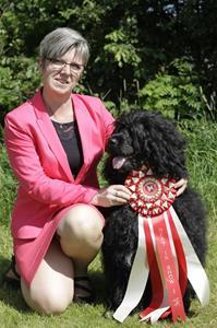Winner of Winner Aquafortis Casanova By Robel äg Carina Lundström Täby