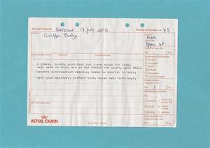 Derome - Specialen 2011.07.17 (inofficiell utställning)