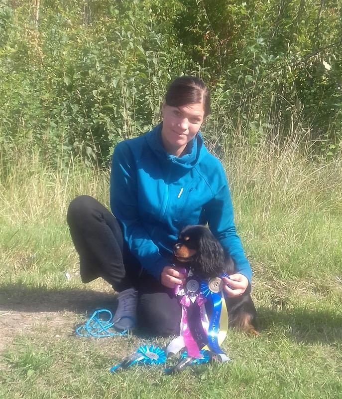 Josefine o  Ove RLDN Västerås KK 2018-08-25 hemsidan