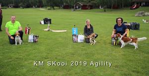 KM agility 2019