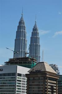 Twin tower KL