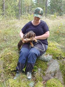 Ebba viltspårschampion 20210905