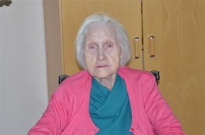 Amy 100 år