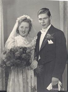mamma och pappa 18 augusti 1946