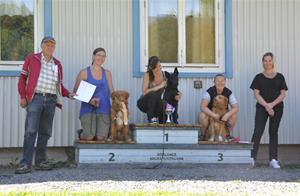 Borlänge 2018-07-01 Ly  klass I - em