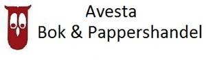 Avetsa bok och papperhandel logga
