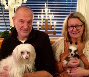 Berta med familjen Karlsson