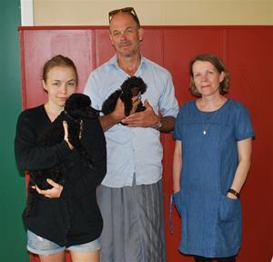 Paris med familjen Sigrell