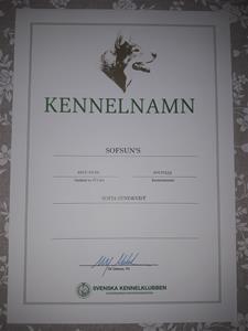 kennelnamn