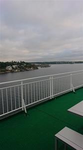 utsikt från båten