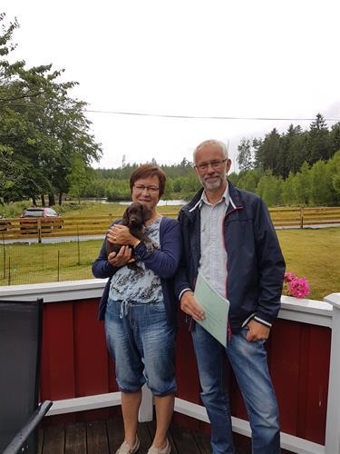 Eva & Sven med Herta (Håsan)