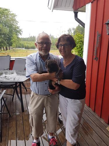 Alf & Lena med Happy