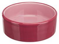 Keramikskål, rosa