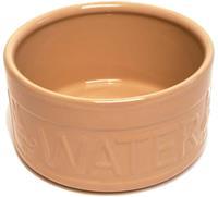 Vattenskål, Keramik