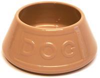 Spanielskål DOG, keramik