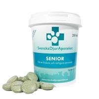 Svenska Djurapoteket Senior 200 tabletter
