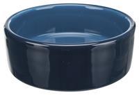 Keramikskål, mörkblå