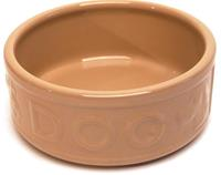 Matskål DOG, keramik