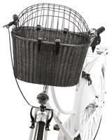 Cykelkorg pil, ljusgrå